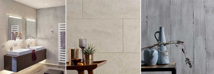 Authentic - Zero Deco Style – Concrete – Travertine