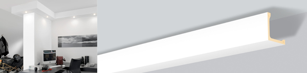 L Profile - Ceiling