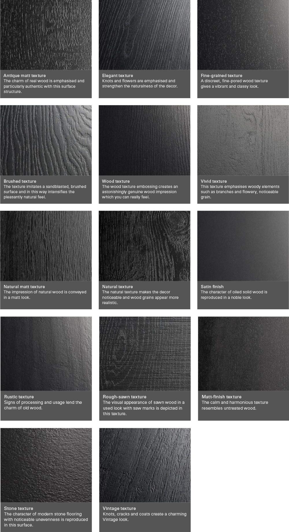 laminate flooring textures - PARADOR