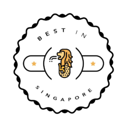 Best in Singapore Badge No BG 250x250 - Painting Singapore